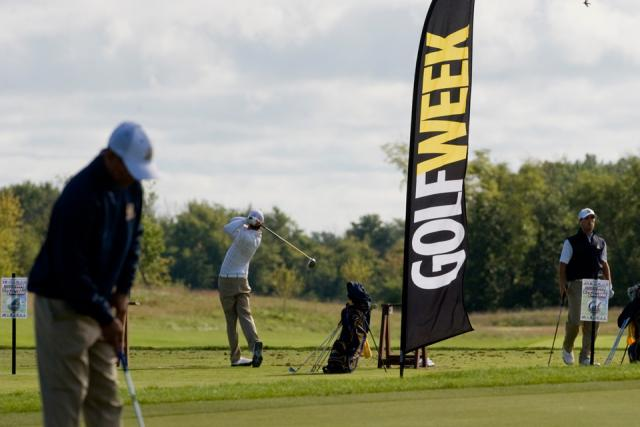 UI golf player Steven Ihm