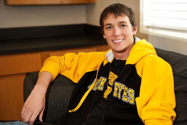 portrait of Cody Jonker