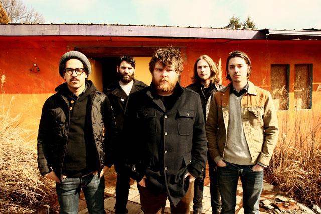 Indie rock band Manchester Orchestra