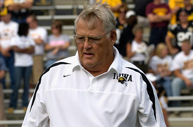 Norm Parker coaching
