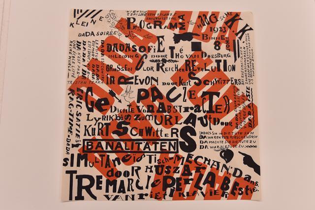 Kleine Dada soirée (Kurt Schwitters and Theo van Doesburg)