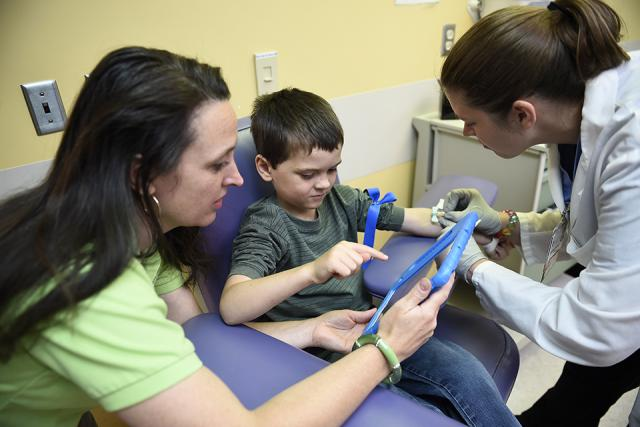 Image result for Distraction Technique at a dentist