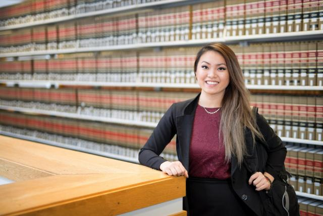 alexa nguyen at college of law