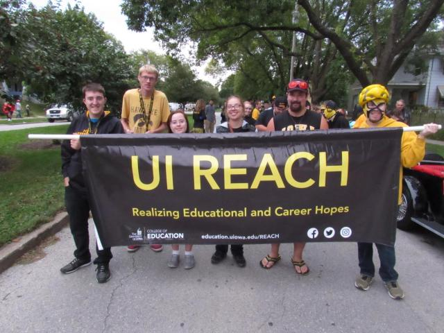 ui reach students with banner