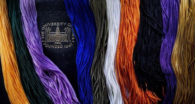 tassels and UI seal