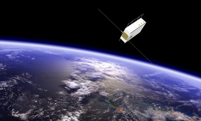 illustration of halloas in orbit