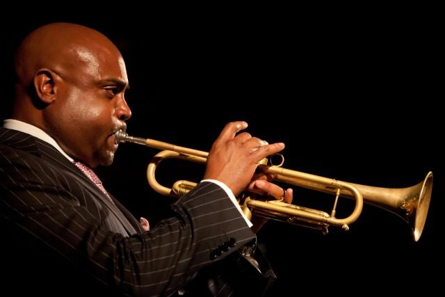trumpeter Terell Stafford