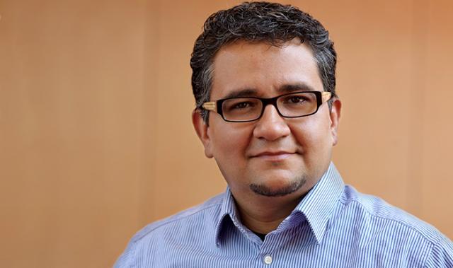 Portrait of Tlaloc Rivas