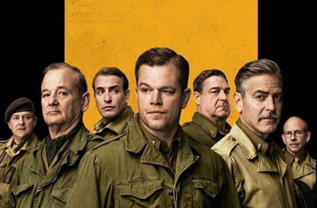 Image result for Monuments Men