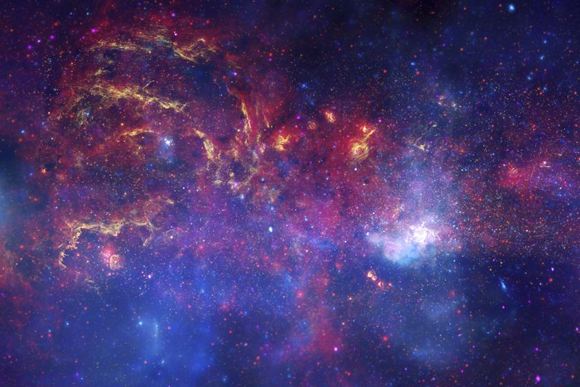 galactic center image