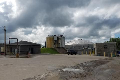 wilton wastewater treatment facility