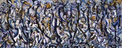 Jackson Pollock's 'Mural'