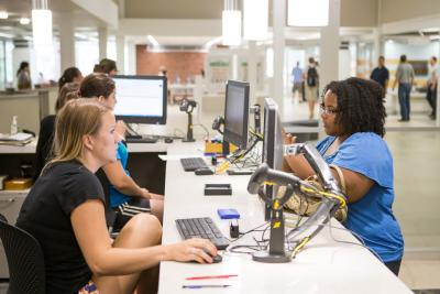 UI Library learning commons