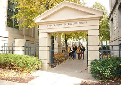 tippie college of business gate