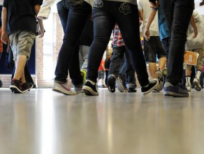 American kids need more physical activity, according to a new government report. / Hans Pennink, AP