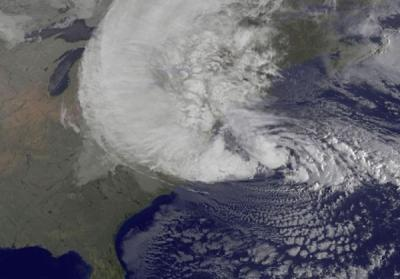 (Photo : NASA GOES Project.) According to a prediction by University of Iowa, tropical storms that make their way into the North Atlantic and can crawl towards the East Coast of the United states are likely to become more intense in the future. Read more
