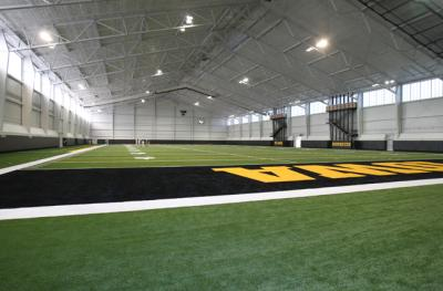 new indoor practice facility