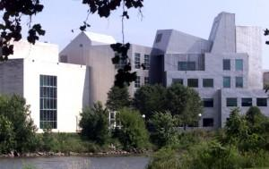The Iowa Advanced Technology Laboratories on the campus of the University of Iowa in Iowa City. (Gazette file photo)