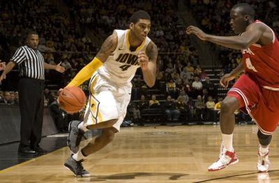 UI Senior Men's Baskeball player Roy Devyn Marble will be one of 29 players vying for 12 spots at the 2013 USA Basketball Men's World University Games Team Training Camp on June 24-30 in Colorado Springs.