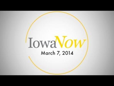 Iowa Now Minute 3/7/2014