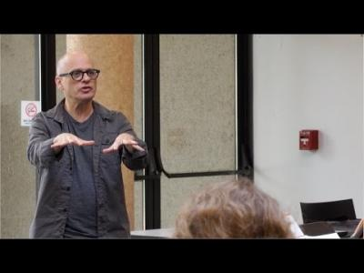 Pulitzer Prize-winning composer teaches master classses