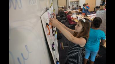 University of Iowa's summer youth entrepreneurship camp