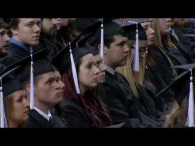 University of Iowa College of Liberal Arts & Sciences Commencement - May 14, 2016 9AM