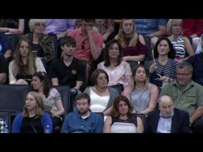 University of Iowa Tippie College of Business Commencement - May 13, 2017