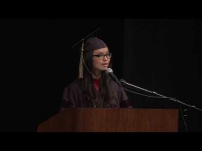 Spring 2017 University of Iowa College of Pharmacy Commencement Ceremony