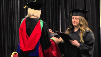 University of Iowa College of Medicine Commencement - May 15, 2015