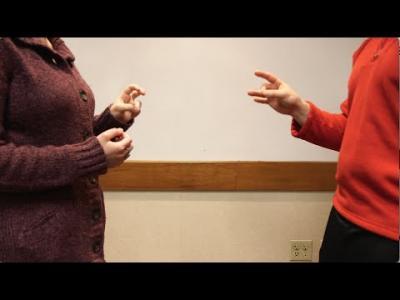 ASL and Deaf Studies Certificate/Minor at UI