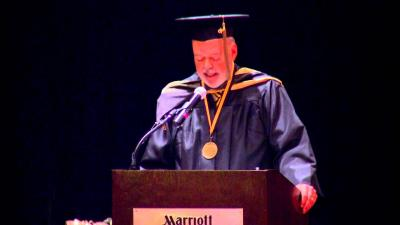University of Iowa College of Pharmacy Commencement - May 14, 2015