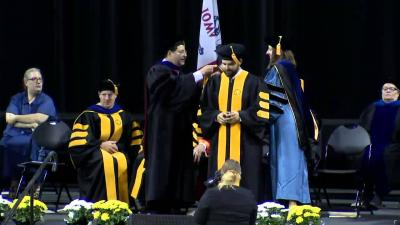 Graduate College Commencement - May 15th, 2015