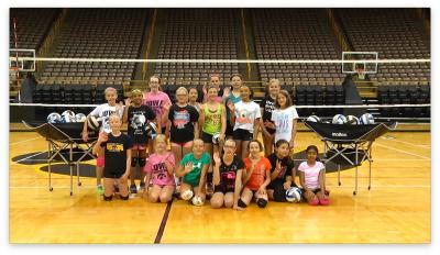 Inspiring a New Generation of Volleyball Players