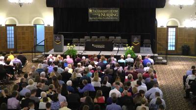 College of Nursing Commencement - May 16, 2015