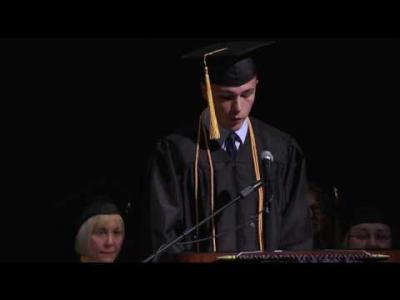University of Iowa College of Nursing Commencement