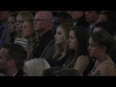 University of Iowa Teacher Education Convocation - May 12, 2017