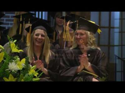 University of Iowa College of Nursing Commencement - May 14, 2016