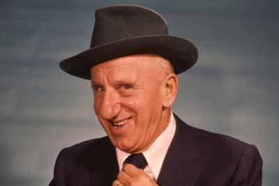 Jimmy Durante was known for his large nose