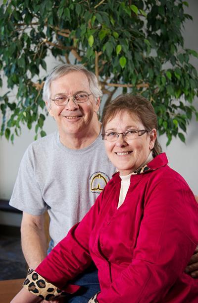 Sharon and Dennis Nack