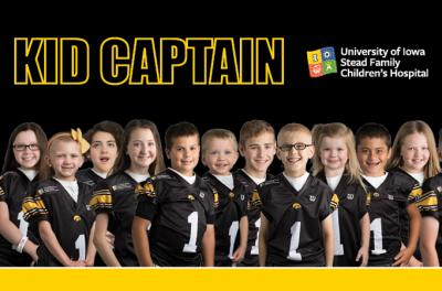 kid captain team