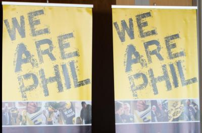 we are phil banners