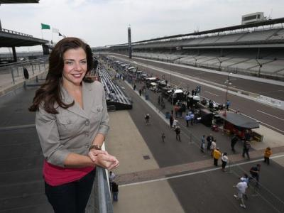 kate jackson at indy
