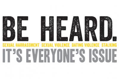 Be Heard logo