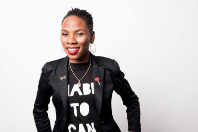 Luvvie Ajayi, author, speaker, and digital strategist, will present a lecture at 7:30 p.m. Jan. 18 in the Old Capitol Senate Chamber as part of Theme Semester programming and Martin Luther King, Jr. Celebration of Human Rights Week.