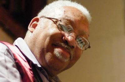 Ellis Marsalis at piano