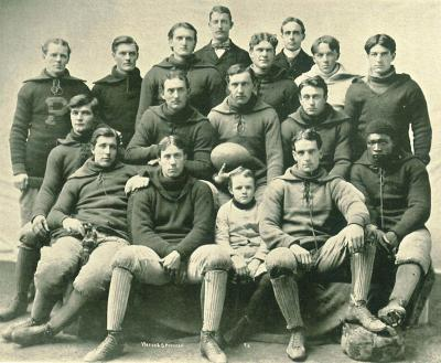 1898 Hawkeye football team photo