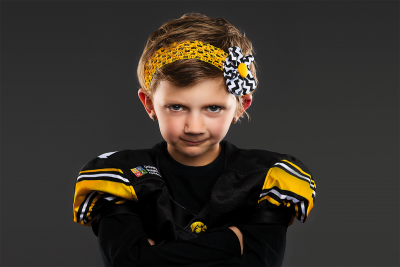 A decade of Kid Captains highlights the special bond between University of Iowa Stead Family Children's Hospital and the football team that plays right across the street.