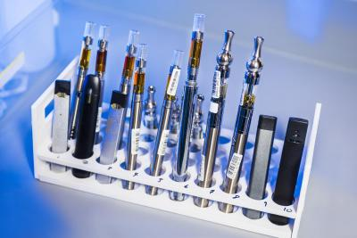 vaping pens test tube rack