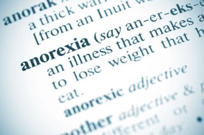 definition of anorexia